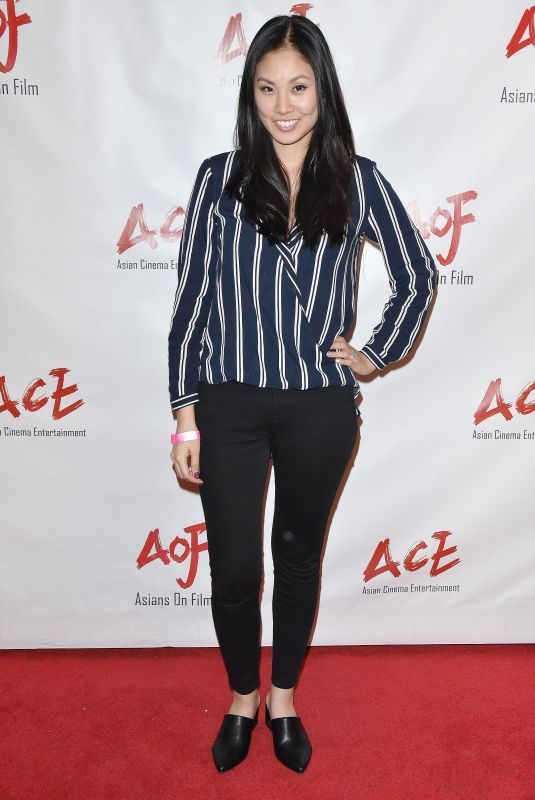 DANIELA LEE at Asians On Film Festival 2019 Closing Night in Los Angeles 01/20/2019