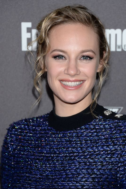 DANIELLE SAVRE at Entertainment Weekly Pre-sag Party in Los Angeles 01/26/2019