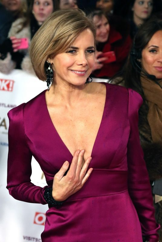 DARCEY BUSSELL at 2019 National Television Awards in London 01/22/2019