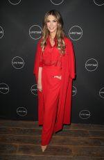 DELTA GOODREM at Lifetime Winter Movies Mixer in Los Angeles 01/11/2017