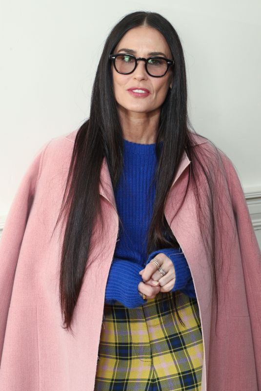 DEMI MOORE at Variety Sundance Studio in Park City 01/28/2019