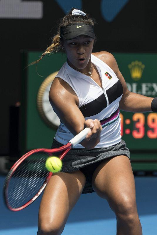 DESTANEE AIAVA at 2019 Australian Open at Melbourne Park 01/15/2019