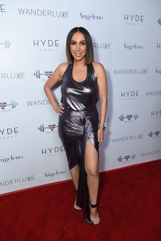 DIANA MADISON at Toast to the Globes Party at Hyde Sunset Kitchen 01/05/2019