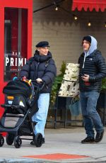 DIANE KRUGER Out and About in New York 01/08/2019
