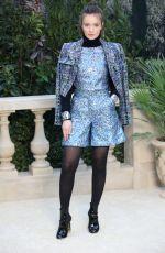 DIANE ROUXEL at Chanel Fashion Show in Paris 01/22/2019