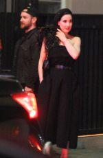 DITA VON TEESE Leaves Marilyn Manson