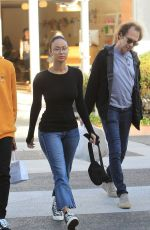 DRAYA MICHELE Out and About in Beverly Hills 01/10/2019