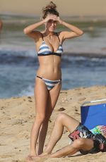 DYLAN PENN in Bikini on the Beach in Hawaii 01/02/2019