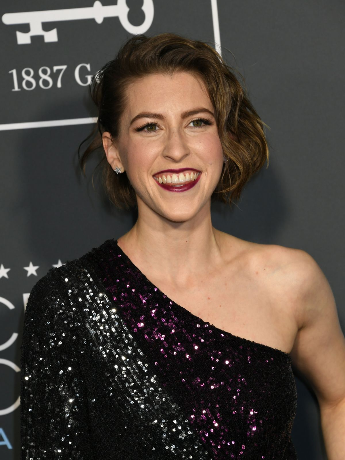 01 13 15 Today S Card Was Drawn From The Archangel Power: EDEN SHER At 2019 Critics' Choice Awards In Santa Monica