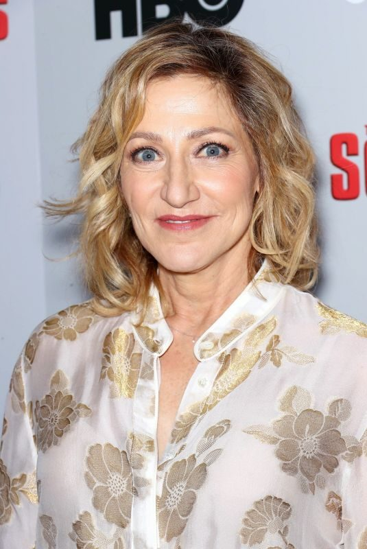 EDIE FALCO at The Sopranos 20th Anniversary Panel in New York 01/09/2019