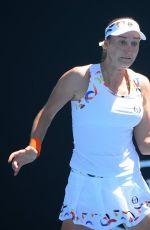 EKATERINA MAKAROVE at 2019 Australian Open at Melbourne Park 01/14/2019