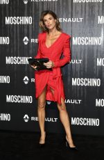 ELISABETTA CANALIS at Moschino Fashion Show in Rome 01/08/2019