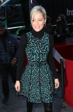 ELIZABETH BANKS Promotes New Lego Movie at BBC Radio in London 01/30/2019