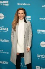 ELIZABETH CHAMBERS at Wounds Premiere at Sundance Film Festival 01/26/20109