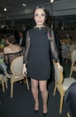 ELODIE BOUCHEZ at Sidaction Gala Dinner in Paris 01/25/2018