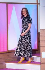 EMILIA FOX at Loose Women TV Show in London 01/21/2019