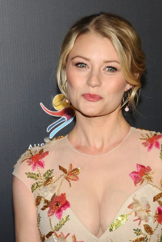 EMILIE DE RAVIN at G'day USA Los Angeles Gala in Culver City 01/26/2019