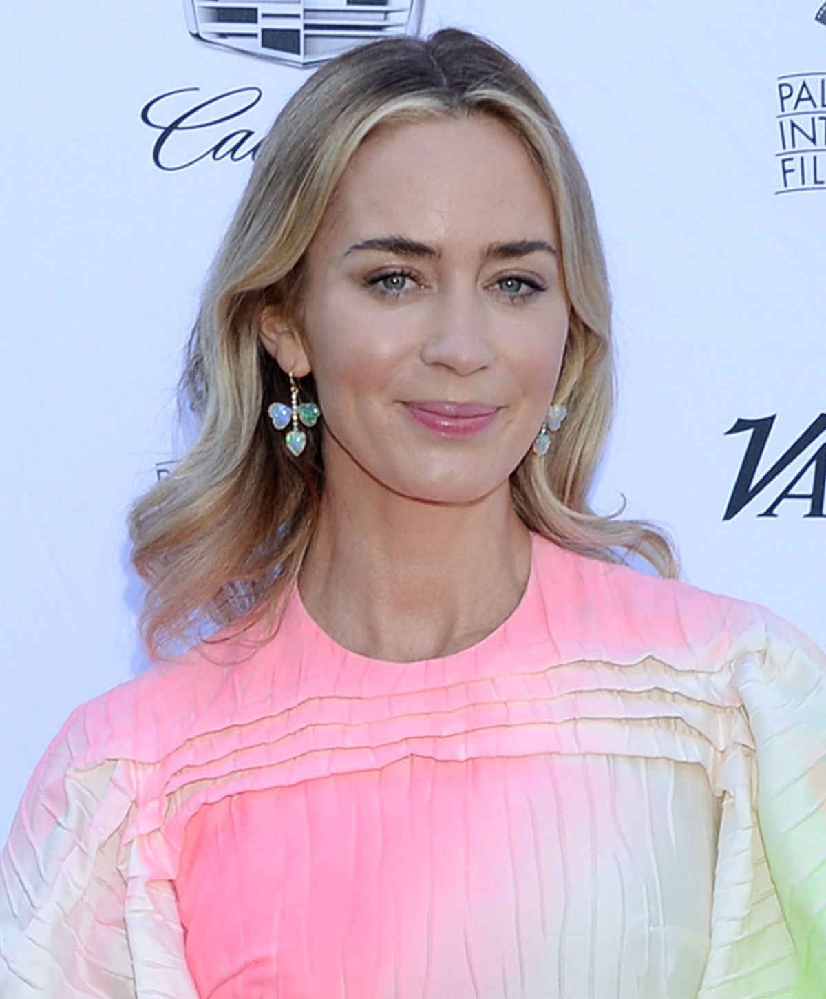 EMILY BLUNT at Variety...