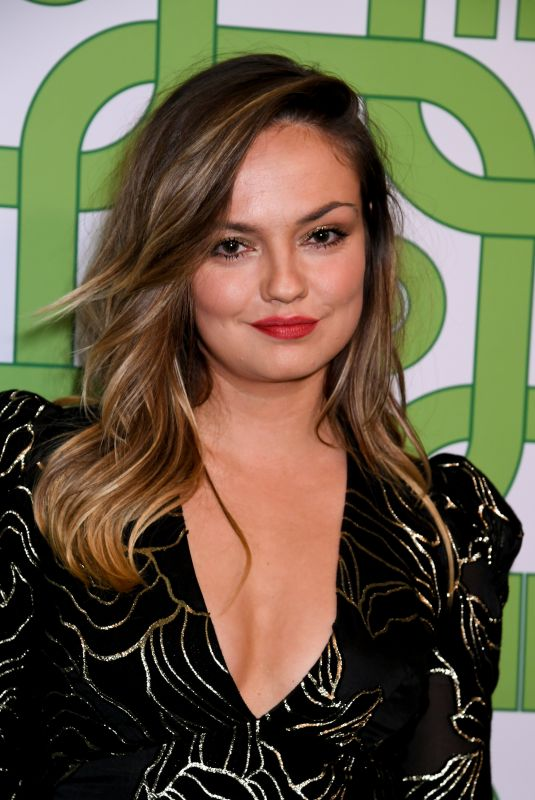 EMILY MEADE at HBO Golden Globe Awards Afterparty in Beverly Hills 01/06/2019