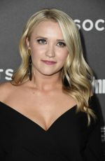 EMILY OSMENT at Entertainment Weekly Pre-sag Party in Los Angeles 01/26/2019