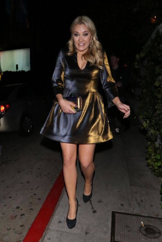 EMILY OSMENT at W Magazine Celebrates Best Performances Portfolio and Golden Globes in Los Angeles 01/04/2019