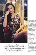 EMILY RATAJKOWSKI in Vanity Fair Magazine, January 2019