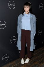 EMILY SKEGGS at Lifetime Winter Movies Mixer in Los Angeles 01/09/2019