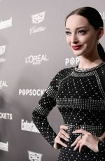 EMMA DUMONT at Entertainment Weekly Pre-sag Party in Los Angeles 01/26/2019