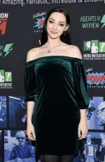 EMMA DUMONT at Stan Lee Tribute in Hollywood 01/30/2019