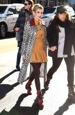 EMMA ROBERTS Out at Sundance Film Festival in Park City 01/26/2019