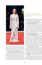EMMA STONE in Caras Magazine, Chile October 2018