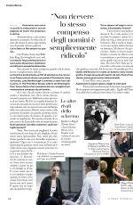 EMMA STONE in Io Donna Del Corriere Della Sera, January 2019