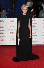 EMMA WILLIS at 2019 National Televison Awards in London 01/22/2019