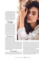 EMMY ROSSUM in Shape Magazine, January/February 2019