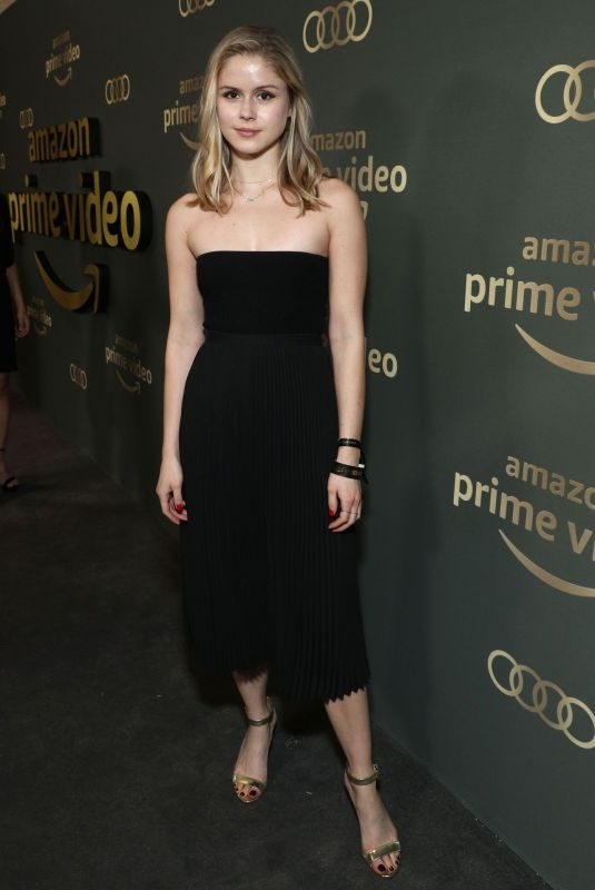 ERIN MORIARTY at Amazon Prime Video Golden Globe Awards After Party in Beverly Hills 01/06/2019