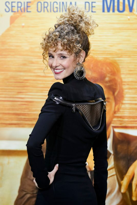 ESTHER EXPOSITO at Embarcadero Premiere in Madrid 01/17/2019