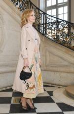 EVA HERZIGOVA at Christian Dior Show at Paris Fashion Week 01/21/2019