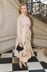 EVA HERZIGOVA at Christian Dior Show at Paris Fashion Week 01/21/2019