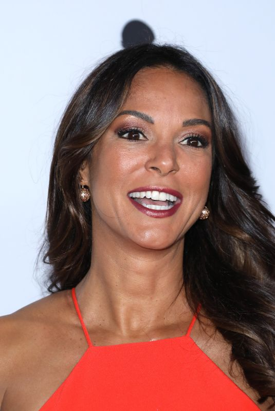 EVA LARUE at LA Art Show Opening Night Gala 01/23/2019