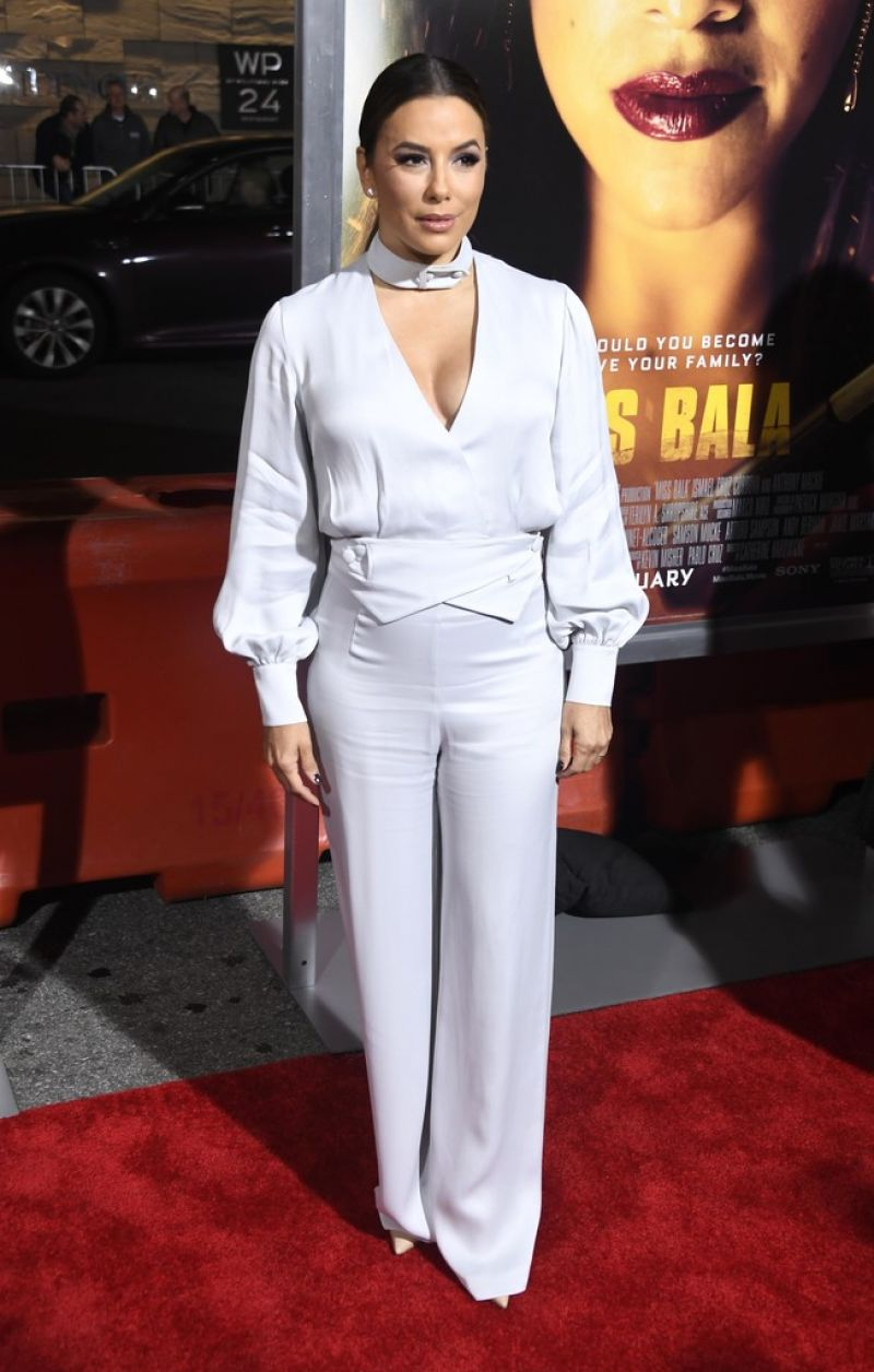 eva longoria at miss bala premiere in los angeles 01 30 2019 hawtcelebs. Black Bedroom Furniture Sets. Home Design Ideas