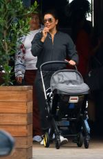 EVA LONGORIA Out and About in Santa Monica 01/12/2019