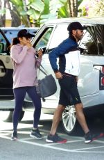 EVA LONGORIA Out for Breakfast in Beverly Hills 01/13/2019