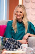 FEARNE COTTON at Lorraine Show in London 01/09/2019