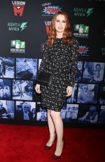 FELICIA DAY at Stan Lee Tribute in Hollywood 01/30/2019
