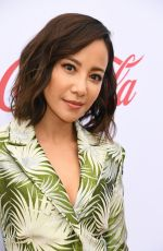 FIONA XIE at Gold Meets Golden Brunch in Beverly Hills 01/05/2019