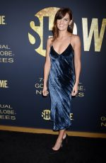 FRANKIE SHAW at Showtime 2019 Golden Globes Nominees Celebration in West Hollywood 01/05/2019