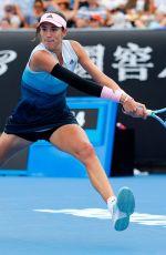 GARBINE MUGURUZA at 2019 Australian Open at Melbourne Park 01/15/2019