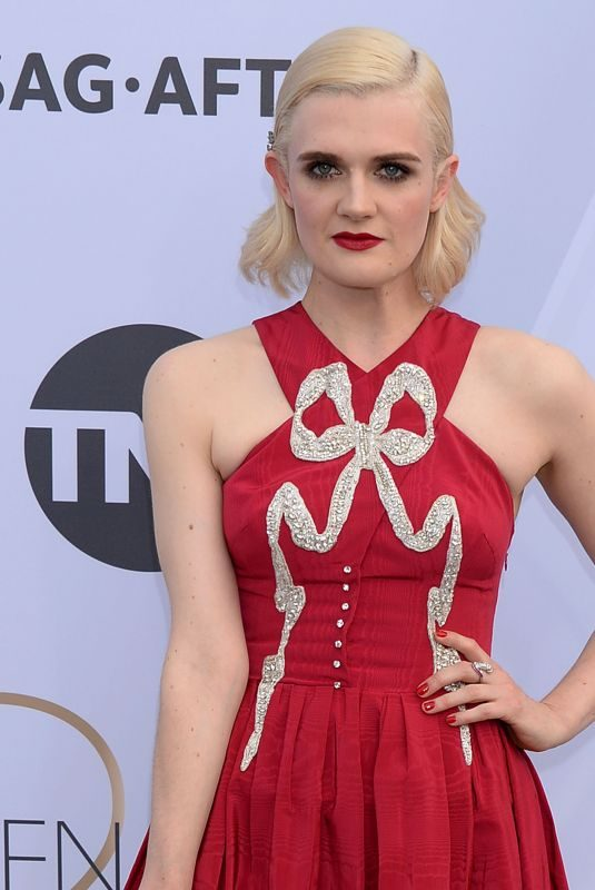 GAYLE RANKIN at Screen Actors Guild Awards 2019 in Los Angeles 01/27/2019