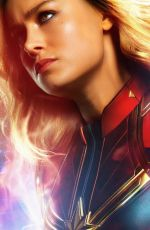 GEMMA CHAN and BRIE LARSON - Captain Marvel Posters, Stills and Trailers