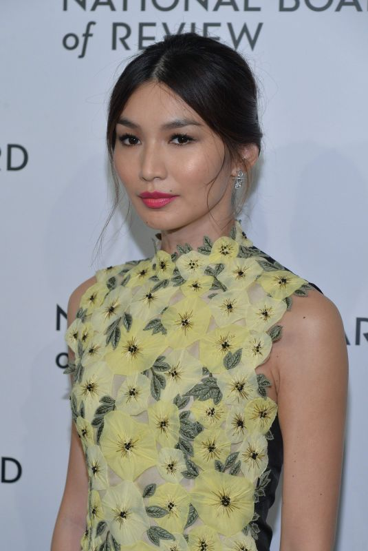GEMMA CHAN at National Board of Review Awards Gala in New York 01/08/2019